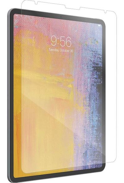 "Dafoni Apple iPad Pro 12.9"" 2018 Tempered Glass Premium Tablet Cam Ekran Koruyucu"