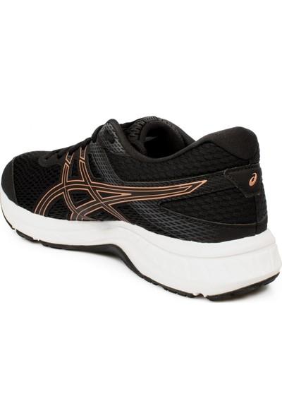 Asics 1012A570Z Gel-Contend 6 Siyah Kadın Spor Ayakkabı