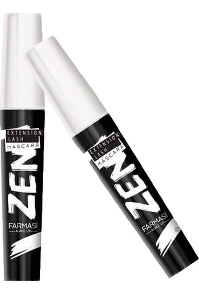 Farmasi Zen Maskara 2 Adet