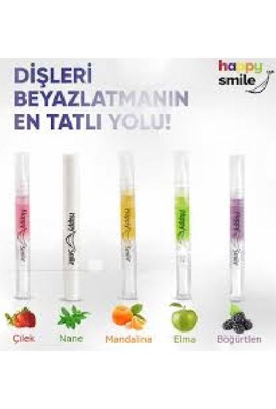Happy Smile Diş Beyazlatma Kalemi Çilek Aromalı