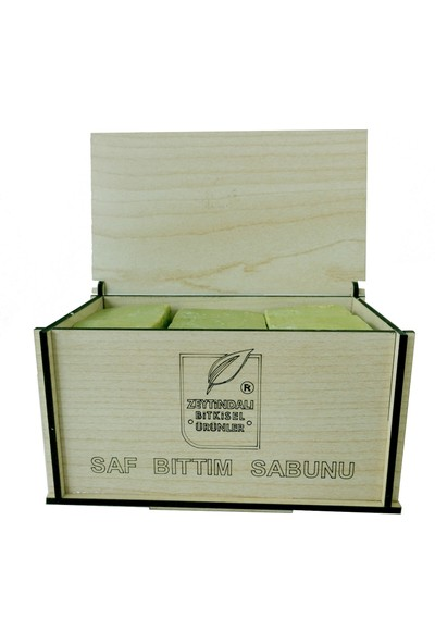 Zeytindalı Siirt El Yapımı %100 Bıttım Sabunu 500 gr