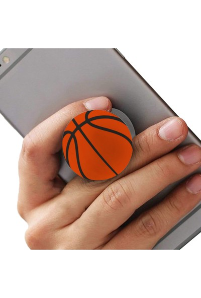 Hoops Basketball Pop Socket Telefon Tutucu