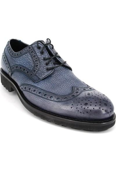 Shoemol 9904 - Siyah Rogani Erkek Ayakkabı