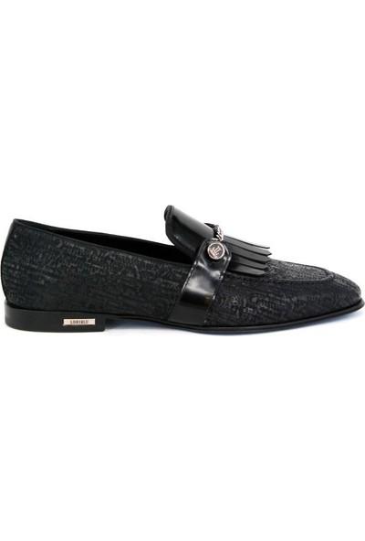 Shoemol 9907 - Kahverengi Loriblu Erkek Ayakkabı