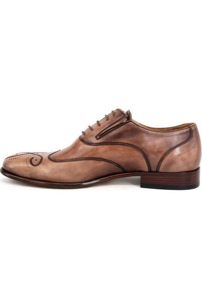 Shoemol 9910 - Açık Kahverengi Loriblu Erkek Ayakkabı