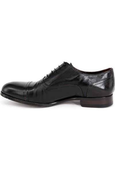 Shoemol 9917 - Siyah Mirage Erkek Ayakkabı