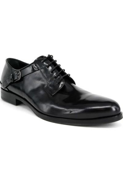 Shoemol 9925 - Siyah Loriblu Erkek Ayakkabı