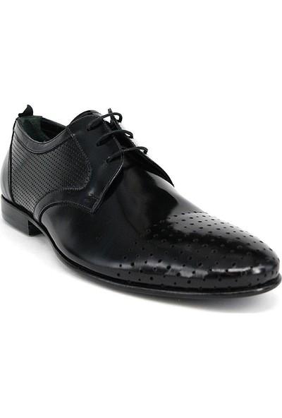 Shoemol 9926 - Siyah Mirage Erkek Ayakkabı