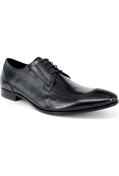 Shoemol 9939 - Siyah Fabi Erkek Ayakkabı