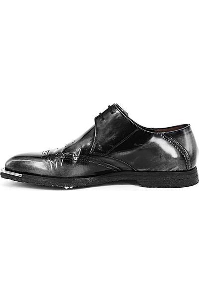 Shoemol 9940 - Siyah Cesare Paciotti Erkek Ayakkabı
