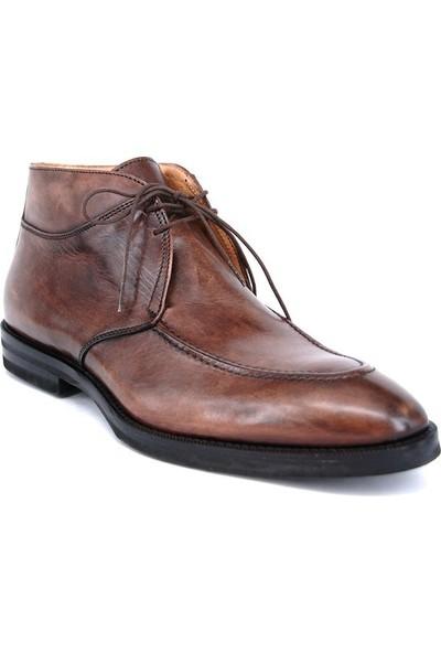 Shoemol 9942 - Kahverengi TT Bagatt Erkek Ayakkabı