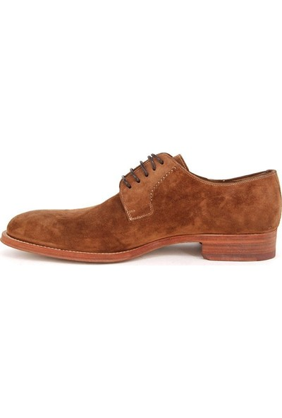 Shoemol 9944 - Kahverengi Magnanni Erkek Ayakkabı