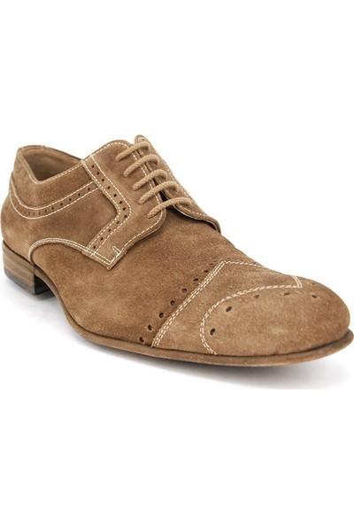 Shoemol 9951 - Kahverengi Vero Cuoio Erkek Ayakkabı