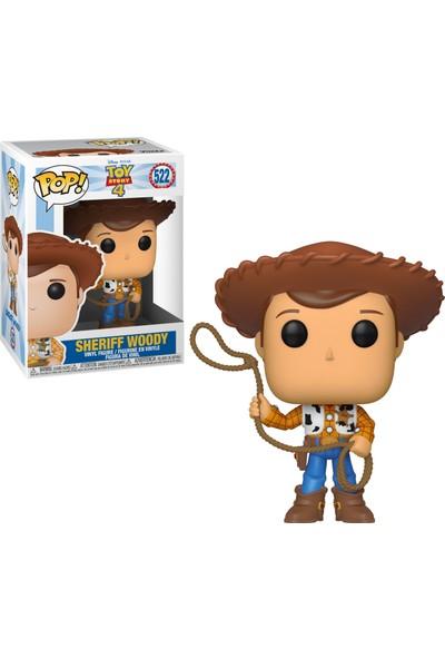 Funko POP Figür - Disney Toy Story 4, Woody