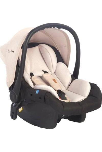 Pierre Cardin Karma Seyahat Sistem Bebek Arabası - Siyah