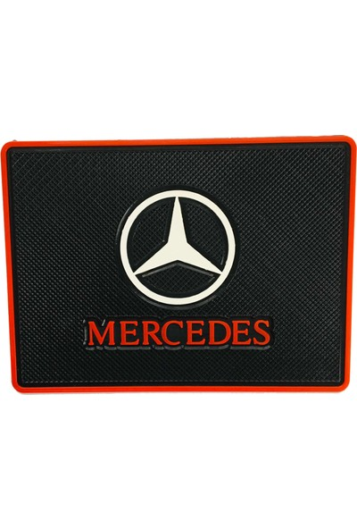 Trend Garaj Mercedes Logolu Ped