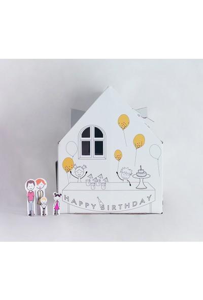 Little Carry House - Boyanabilir Oyun Evi