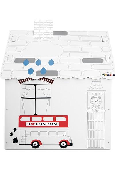 Little London Boyanabilir Oyun Maketi