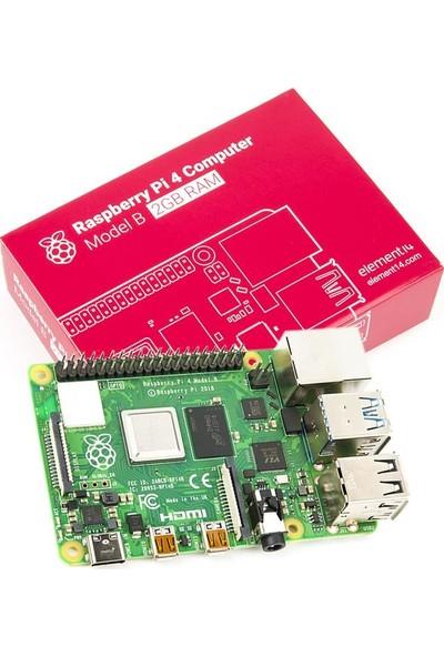 Bakay Raspberry Pi 4 Model B 2GB