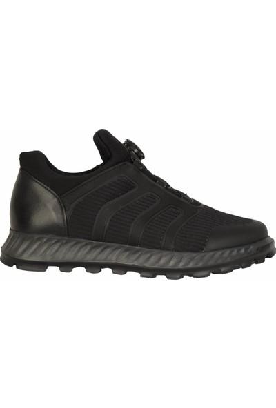 Scootland 152-10285 Siyah Memory Ortopedik Erkek Spor Ayakkabı 40