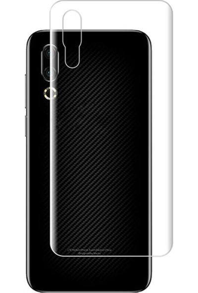 Microcase Meizu 16S Full Arka Kaplama TPU Soft Koruma Filmi