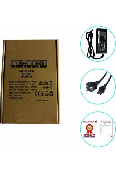 Concord Notebook 19V 3.42A Şarj Aleti 5.5 x 1.7mm