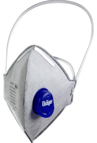 Draeger N95 Ffp3 Koruyucu Maske