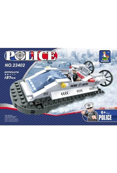 Ausini Polis Parçalı Set 23402