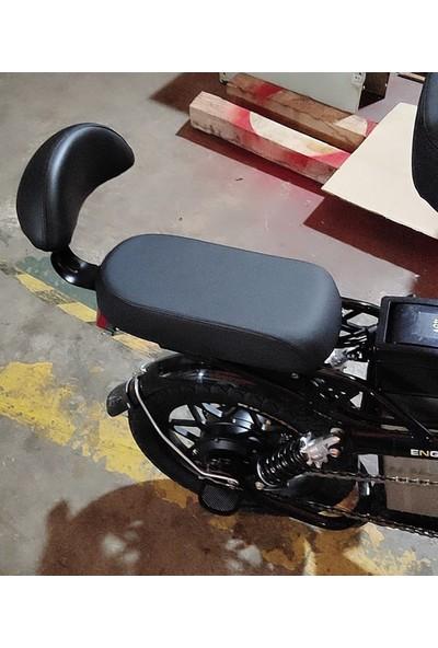 Knmaster Sissy Bar Motosiklet Yolcu Sırtlığı