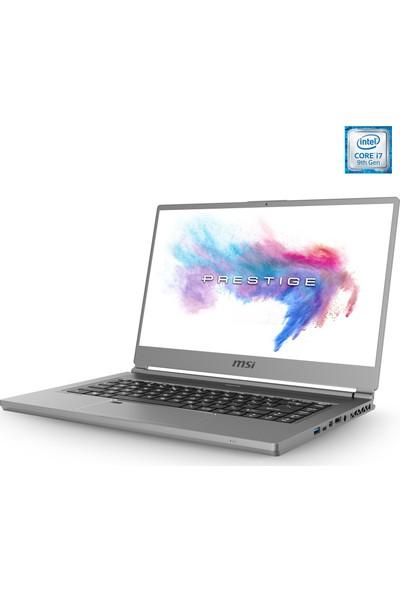 "MSI P65 Creator 9SE-409TR Intel Core i7 9750H 16GB 512GB SSD RTX2060 Windows 10 Home 15.6"" FHD Taşınabilir Bilgisayar"