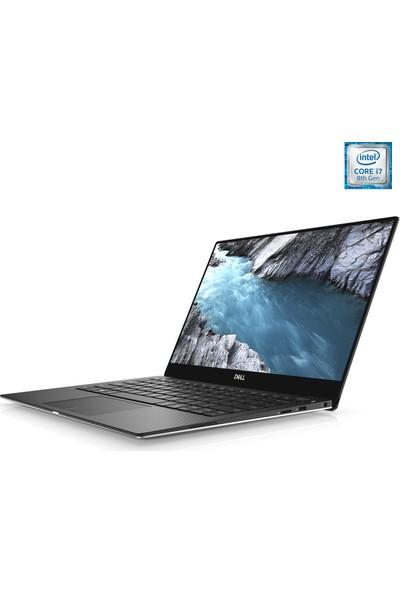 """Dell XPS 9370 Intel Core i7 8550U 8GB 256GB SSD Windows 10 Pro 13.3"""" UHD Taşınabilir Bilgisayar UT55WP82N"""