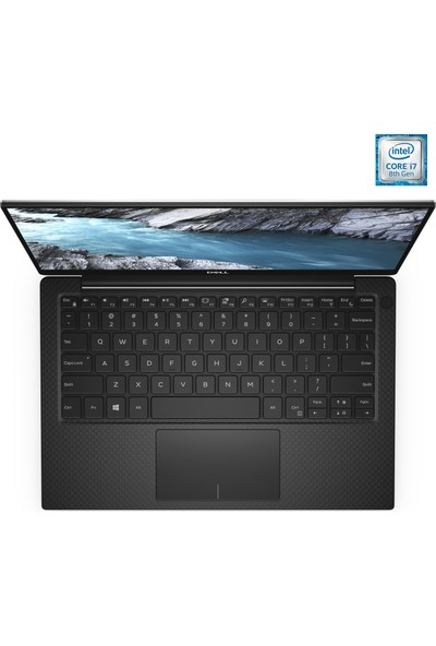 """Dell XPS 13 9380 Intel Core i7 8550U 8GB 256GB SSD Windows 10 Pro 13.3"""" UHD Taşınabilir Bilgisayar UT56WP82N"""