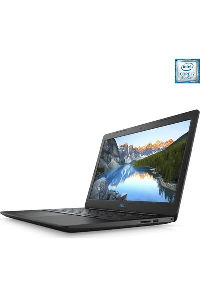 """Dell Gaming G315 Intel Core i7 8750H 8GB 1TB + 128GB SSD GTX1050Ti Linux 15.6"""" FHD Taşınabilir Bilgisayar FB75D128F8128C"""