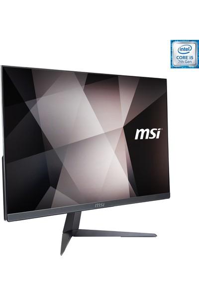 "MSI Pro 24X 7M-085XTR Intel Core i5 7200U 8GB 256GB SSD Freedos 23.8"" FHD All In One Bilgisayar"