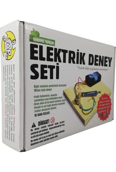 Fenset Elektrik Devresi Deney Seti