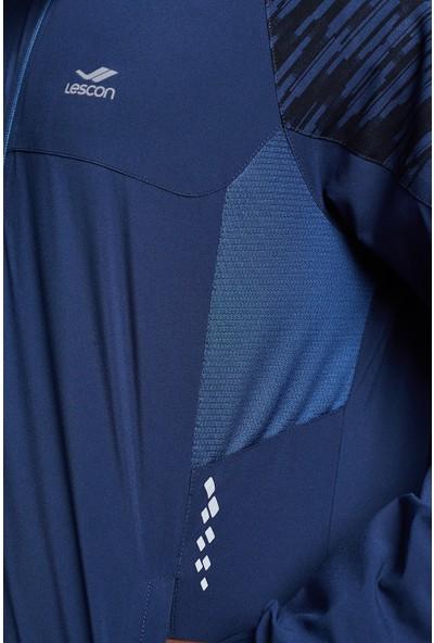 Lescon Safir Mavi Erkek Eşofman Takımı 20B-1049