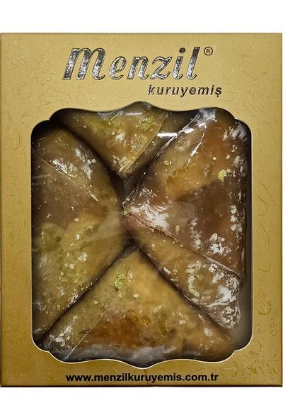 Menzil Kuruyemiş Antep Fıstıklı Muska 250 gr