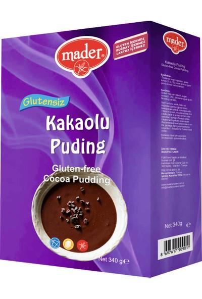 Mader Glutensiz Kakaolu Puding 170 gr