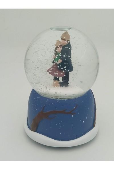 Ema Kar Müzikli Kar Küresi