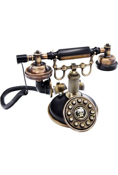 Anna Bell Villa Stork El Dekorlu Eskitme Telefon
