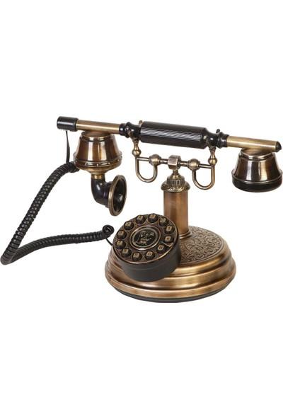 Anna Bell Villa Stork El Dekorlu Klasik Telefon
