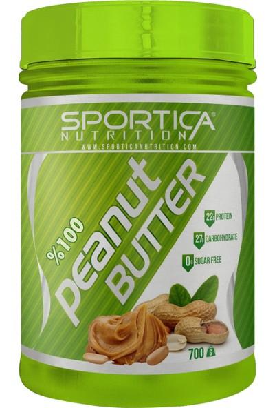 Sportica Nutrition Fıstık Ezmesi 700GR