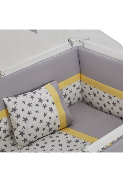 Meltem Smart Fiore Bebek Uyku Seti - 60x120 cm