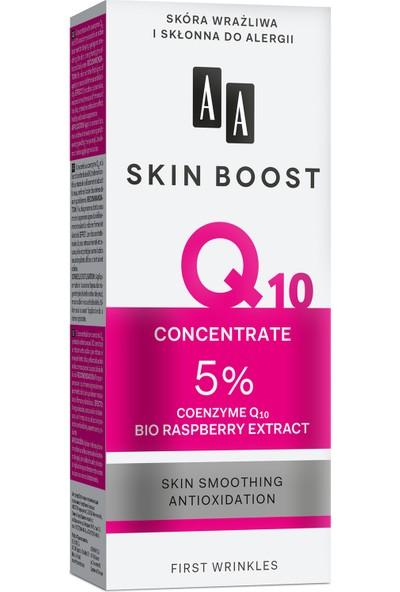 Aa Skin Boost Koenzim Q10 Konsantre Serum Ahududu