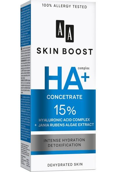 Aa Skin Boost Hyaluronik Asit Konsantre Serum Kırmızı Yosun