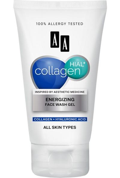 Aa Collagen Hıal+ Kolajen Canlandırıcı Yüz Yıkama Jeli