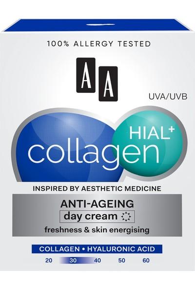 Aa Collagen Hıal+ Kolajen Yaşlanma Karşıtı Gündüz Kremi