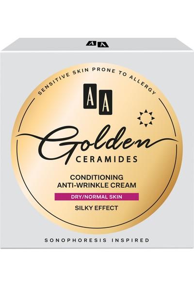 Aa Golden Ceramides Kırışıklık Kremi Gündüz Kuru/normal Cilt