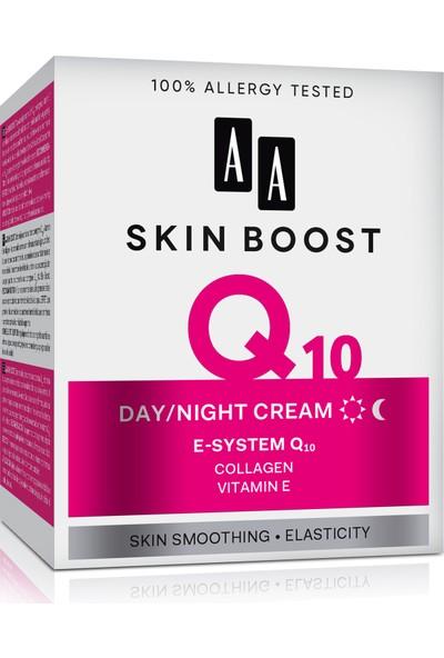 Aa Skin Boost Koenzim Q10 Kırışıklık Kremi Gündüz/gece