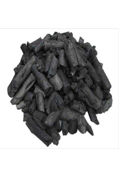 Bedel Kabuksuz Tozsuz Meşe Mangal Kömürü 20 kg